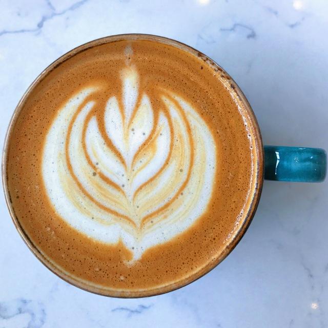 Free Hemp Latte Space Blend