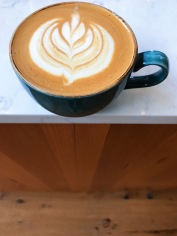 Capitol Coffee Works Open House: Free Hemp Latte Space Blend