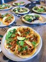 Capitol Coffee Works Open House: Tacos Chukis Free Tacos