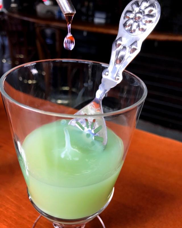 Jade 1901 Absinthe Supérieure