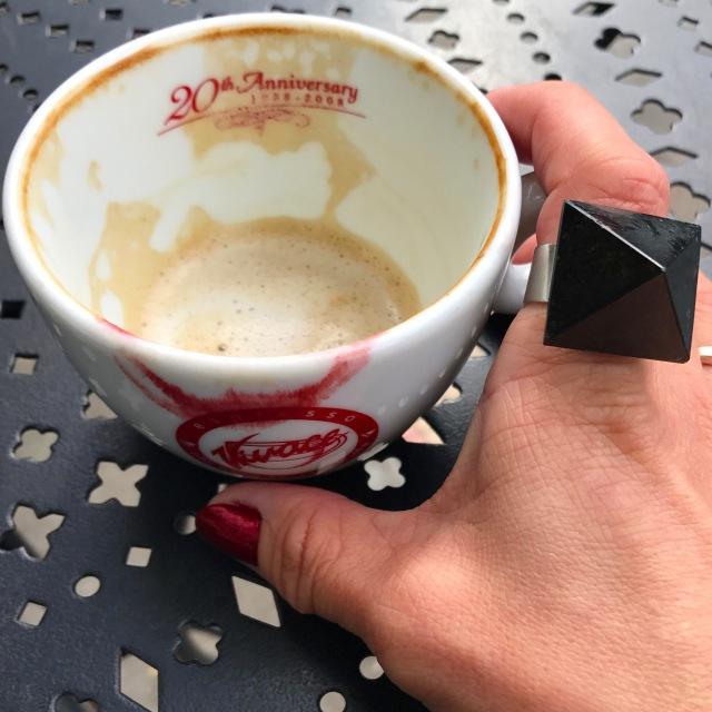 Hemp Caramel Latte