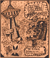 Capitol Coffee Works Open House: Flyer