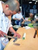 Ikina Sushi - Chef Jason