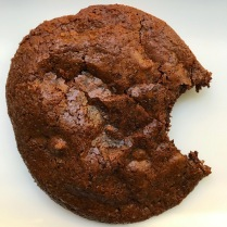 Lowrider Baking Company - Mexican Chocolate Cookie: dark chocolate with cinnamon, cayenne and nutmeg rolled in a spicy turbinado blend