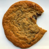Lowrider Baking Company - Peanut Butter Chunk Cookie: peanut butter and chocolate