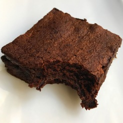Lowrider Baking Company - Gluten-Free Brownie: super fudge-y (never cake-y) brownie
