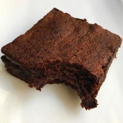 Lowrider Baking Company - Gluten-Free Brownie: super fudge-y (never cake-y) brownie