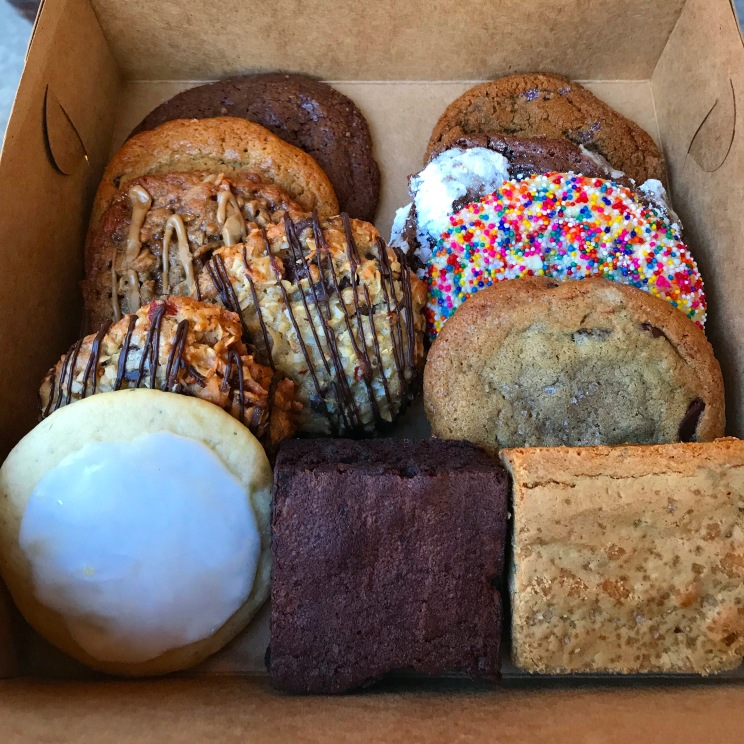 Lowrider Baking Company - Box of Cookies and Brownies