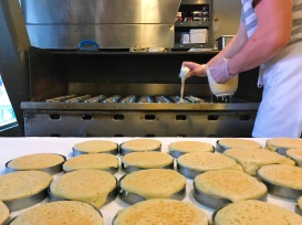 The Crumpet Shop: Making Crumpets