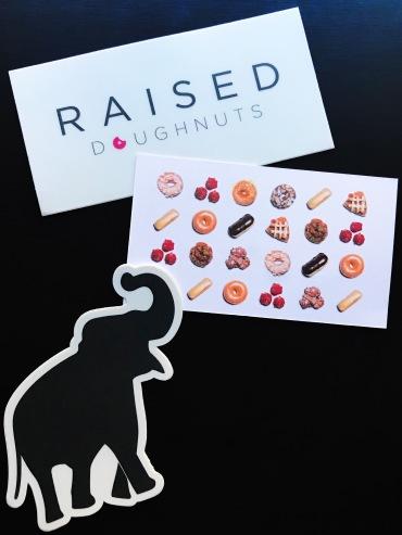 Raised Doughnuts Pop-Up Event