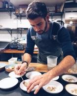 Plating clams