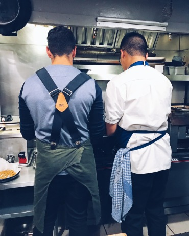 Chefs got each other's back