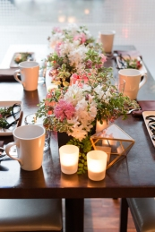 Galentine's table setting by Tammy Myers