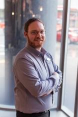 Restaurant Manager, Sean Hogarty