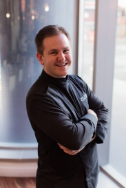 Area Executive Chef Brian Pusztai